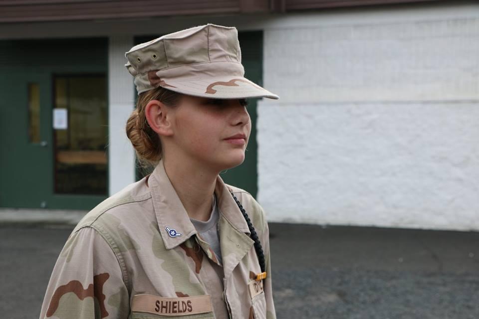 Cadet Shields Success