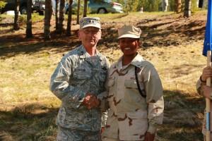 Cadet SSgt McMillion