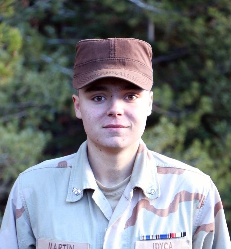 Cadet SSgt Martin C.R.