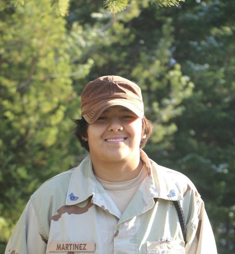 Cadet SSgt Martinez
